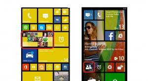 Как синхронизировать контакты Windows Phone для восстановления