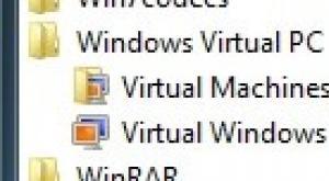 Установка Windows XP Mode
