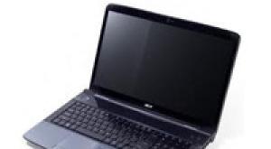 Не работает экран ноутбука Acer